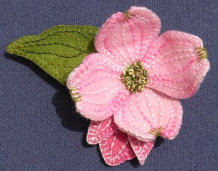 Dogwood Pin for Printing