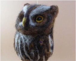 Oct workshop screech owl